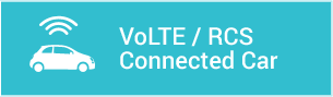 VoLTE / RCS Connected Car